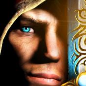 Ravensword: Shadowlands logo