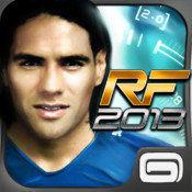 Real Football 2013 logo