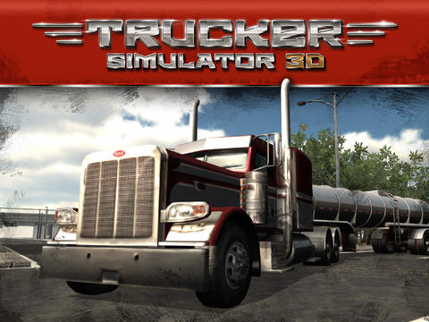 Trucker 3D Real Parking Simulator Game 1