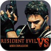 Resident Evil Mercenaries logo