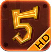 Robo5 HD logo