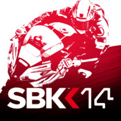 SBK14 Official Mobile Game logo