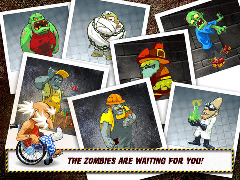 Grandpa and the Zombies – Take care of your brain! 1