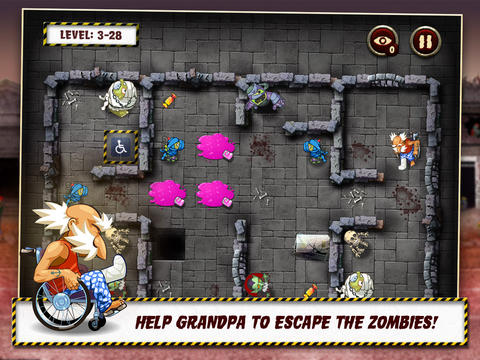 Grandpa and the Zombies – Take care of your brain! 2