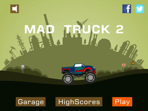 Mad Truck 1
