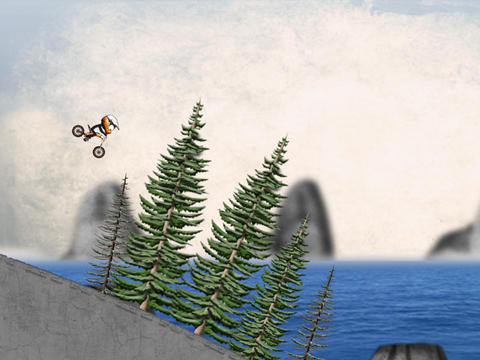 Stickman Downhill2