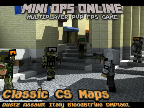 Mini Ops Online 2