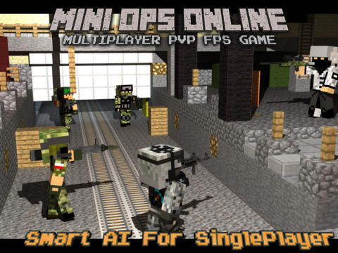 Mini Ops Online 1