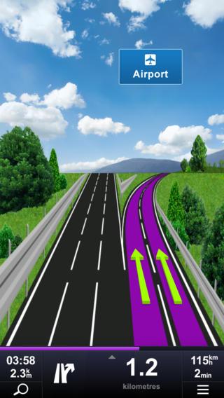 Sygic Europe: GPS Navigation3