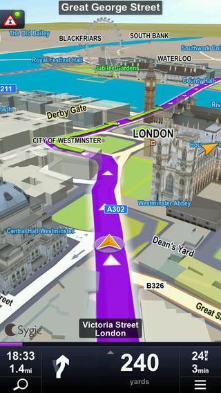 Sygic Europe: GPS Navigation1