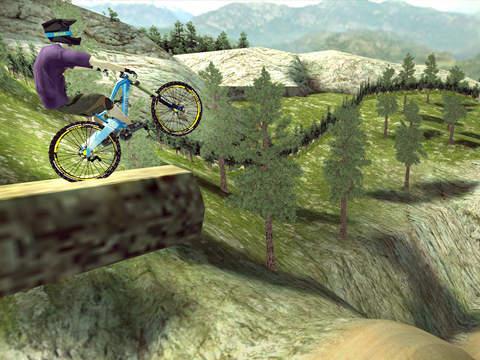 симулятор горного велосипеда