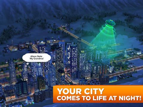 Симулятор города