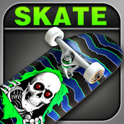 Skateboard Party 2 логотип