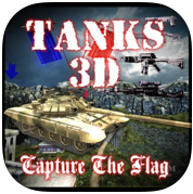 Tanks 3d – Capture the Flag logo