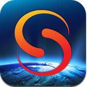 Skyfire Web Browser for iPad he Flash Video Browser logo