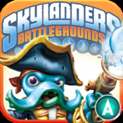 Skylanders Battlegrounds logo