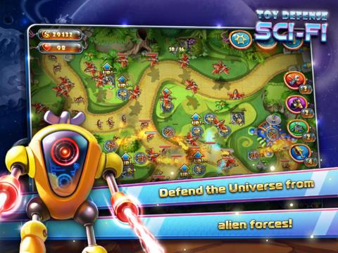 Солдатики 4: Звездный десант