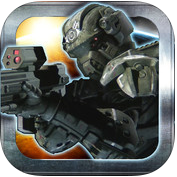 "Starship Troopers: Invasion ""Mobile Infantry"" logo"