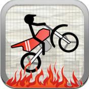 Stick Stunt Biker logo