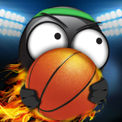 Stickman Basketball logo