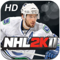2K Sports NHL 2K11 for iPad logo