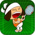 Chop Chop Tennis HD logo