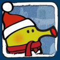 Doodle Jump Christmas Special logo