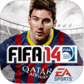 FIFA 14 by EA SPORTS logo