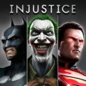 Injustice: Gods Among Us logo