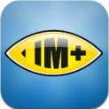 IM+ Pro logo