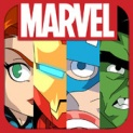 Marvel Run Jump Smash! logo