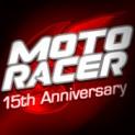 Moto Racer – 15th Anniversary logo
