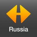NAVIGON Russia logo