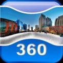 Panorama 360 Camera logo
