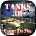 Tanks 3d – Capture the Flag logo