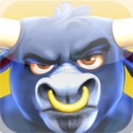 Stampede Run HD logo