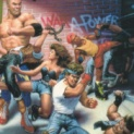 Streets of Rage 2 logo