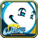 White & The Golden Sword logo