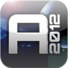 Asteroid 2012 logo