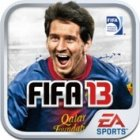 FIFA SOCCER 13 by EA SPORTS logo