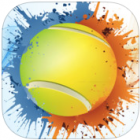 First Person Tennis logo