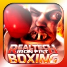 Iron Fist Boxing HD Edition logo