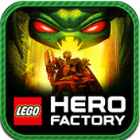 LEGO® Hero Factory Brain Attack logo
