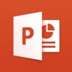 Microsoft PowerPoint for iPad logo