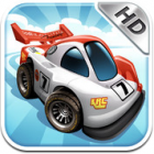 Mini Motor Racing HD logo