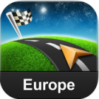 Sygic Europe: GPS Navigation logo