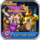 Witch Adventure logo