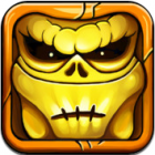 Zombie Run HD logo