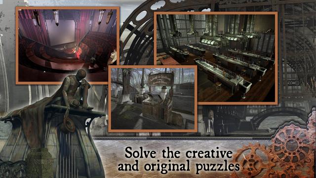 картинка игры Syberia