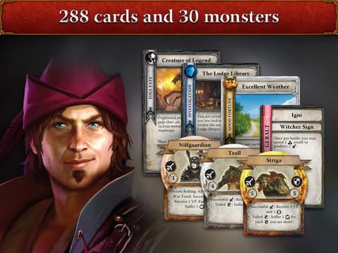 игра The Witcher Adventure Game